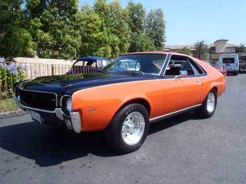 1968 AMC AMX for sale in Thousand Oaks, CA