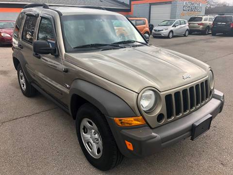 2007 Jeep Liberty for sale in Toledo, OH