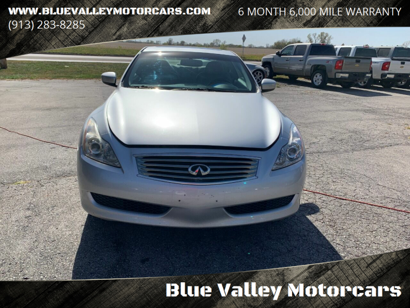 2009 Infiniti G37 Coupe AWD x 2dr Coupe - Stilwell KS