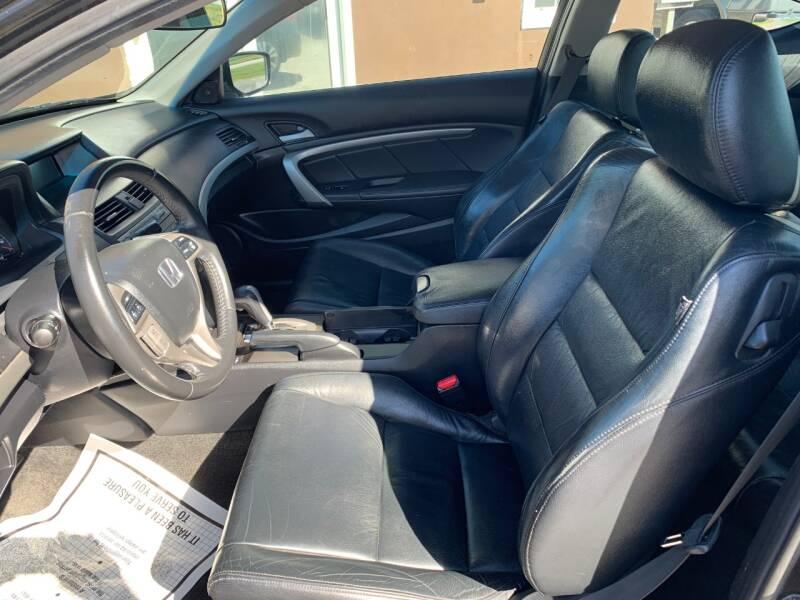 2011 Honda Accord EX-L 2dr Coupe - Stilwell KS