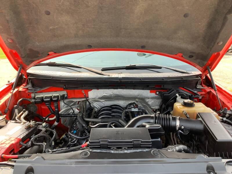 2011 Ford F-150 4x4 FX4 4dr SuperCrew Styleside 5.5 ft. SB - Stilwell KS