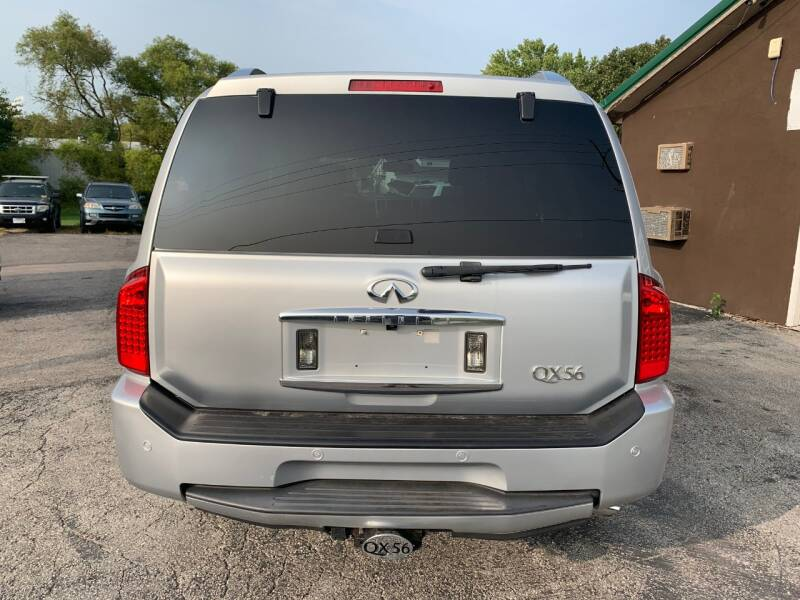 2010 Infiniti QX56 4x4 4dr SUV - Stilwell KS