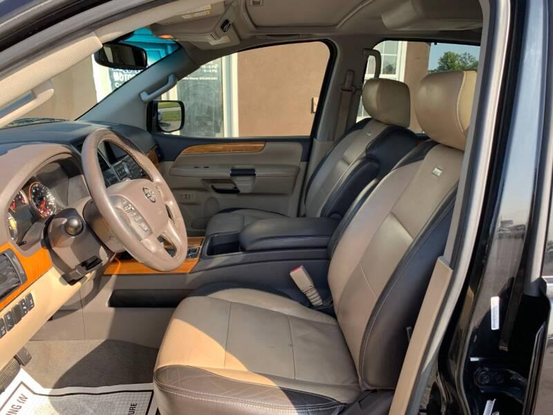 2013 Nissan Armada 4x4 Platinum 4dr SUV - Stilwell KS
