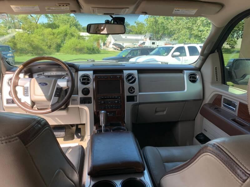 2010 Ford F-150 4x4 Platinum 4dr SuperCrew Styleside 5.5 ft. SB - Stilwell KS
