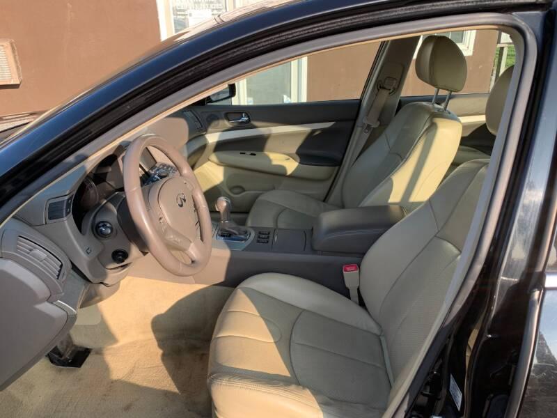 2008 Infiniti G35 AWD x 4dr Sedan - Stilwell KS