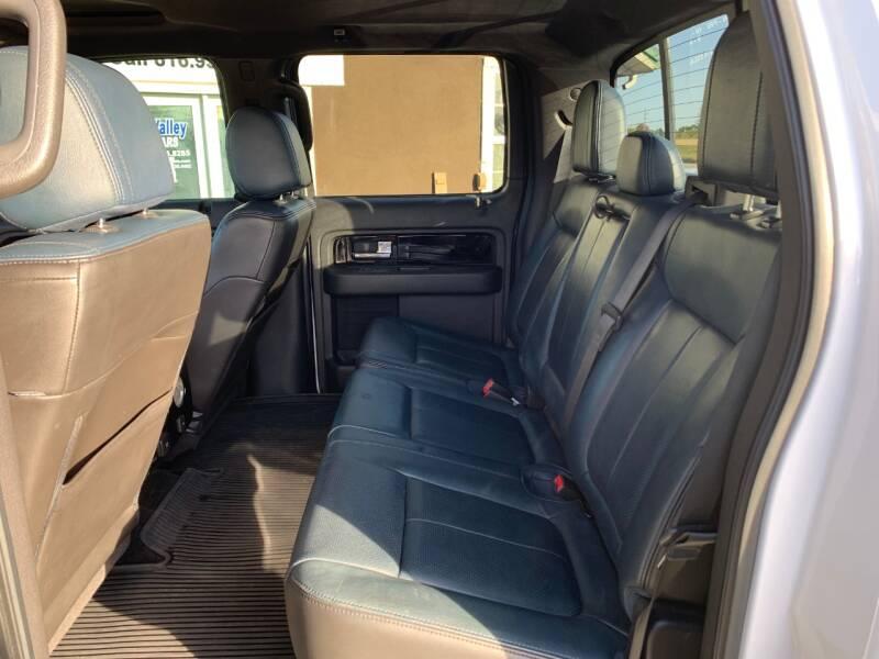 2014 Ford F-150 4x4 Limited 4dr SuperCrew Styleside 5.5 ft. SB - Stilwell KS