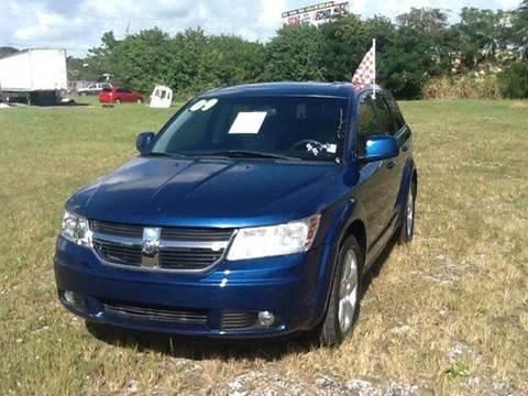 2009 Dodge Journey for sale at AUTO COLLECTION OF SOUTH MIAMI in Miami FL