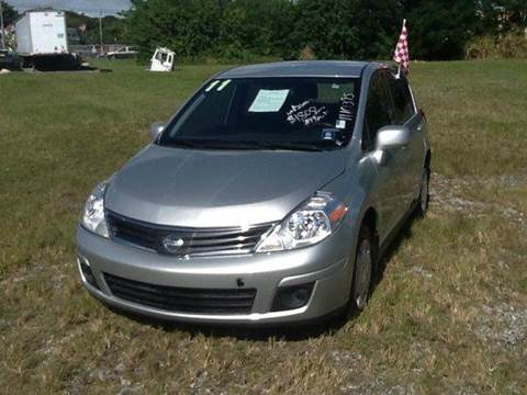 2011 Nissan Versa for sale at AUTO COLLECTION OF SOUTH MIAMI in Miami FL
