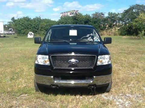 2003 Ford F-150 for sale at AUTO COLLECTION OF SOUTH MIAMI in Miami FL