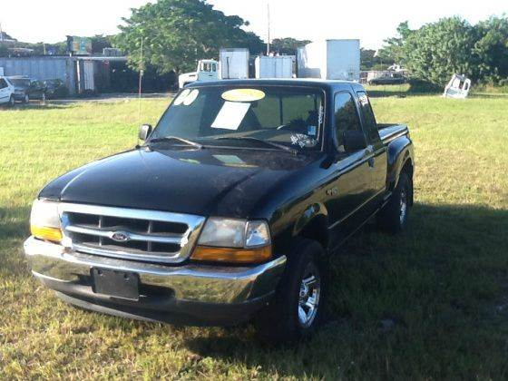 2000 Ford Ranger for sale at AUTO COLLECTION OF SOUTH MIAMI in Miami FL