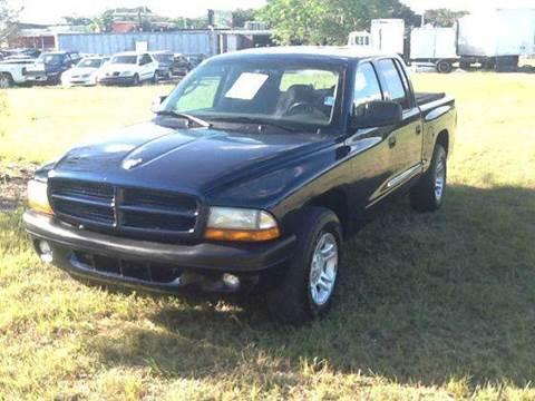 2003 Dodge Dakota for sale at AUTO COLLECTION OF SOUTH MIAMI in Miami FL
