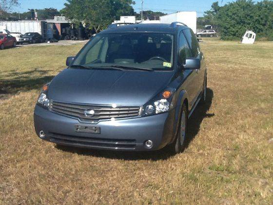 2008 Nissan Quest for sale at AUTO COLLECTION OF SOUTH MIAMI in Miami FL
