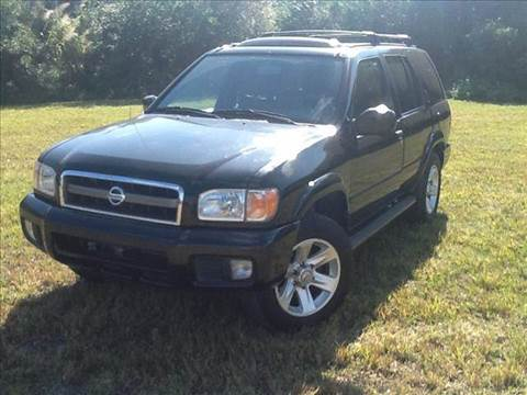 2002 Nissan Pathfinder for sale at AUTO COLLECTION OF SOUTH MIAMI in Miami FL