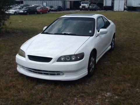 2000 Honda Accord for sale at AUTO COLLECTION OF SOUTH MIAMI in Miami FL