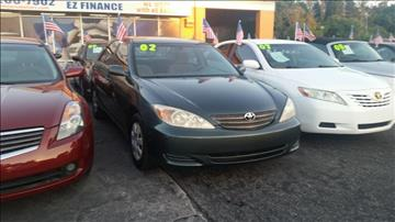 2002 Toyota Camry for sale in Fort Myers, FL