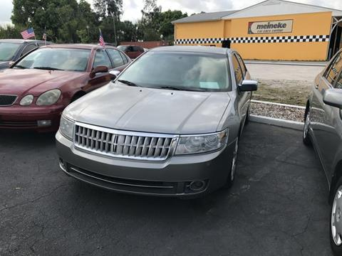 2008 Lincoln MKZ for sale in Fort Myers, FL