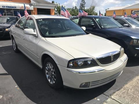 2004 Lincoln LS for sale in Fort Myers, FL