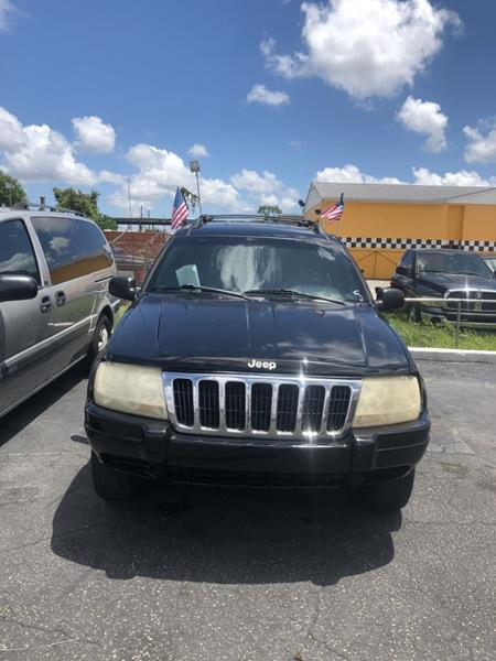 1999 Jeep Grand Cherokee For Sale At FORT MYERS MOTORS LTD   FORT MYERS  MOTORS 2