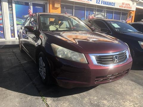 honda accord for sale in fort myers fl. Black Bedroom Furniture Sets. Home Design Ideas