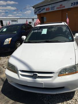 1999 Honda Accord for sale in Fort Myers, FL