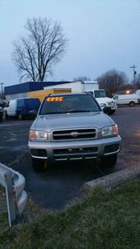 2001 Nissan Pathfinder for sale in Columbus OH