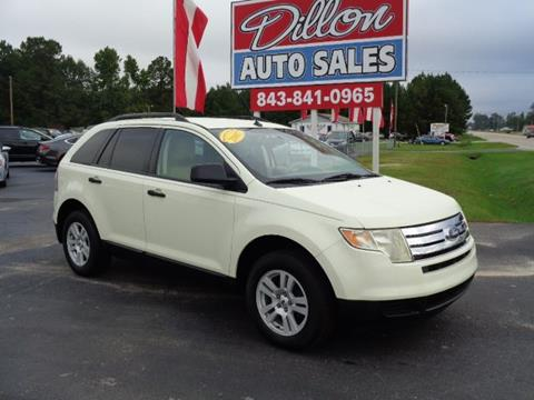 2007 Ford Edge for sale in Dillon, SC