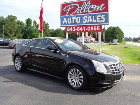 2013 Cadillac CTS for sale in Dillon, SC