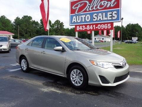 2014 Toyota Camry for sale in Dillon, SC
