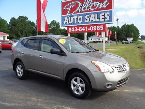 2010 Nissan Rogue for sale in Dillon, SC