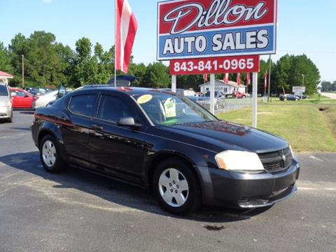 2008 Dodge Avenger for sale in Dillon, SC