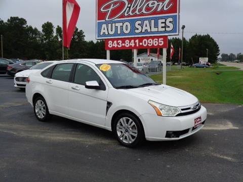 2008 Ford Focus for sale in Dillon, SC