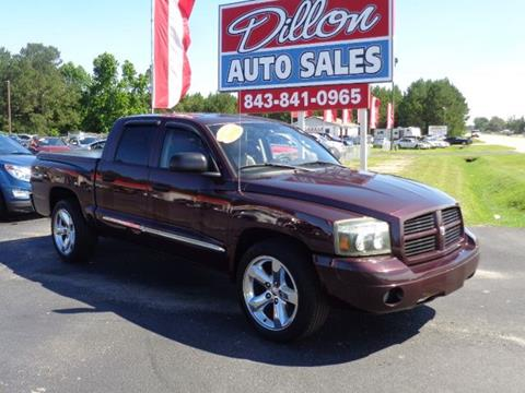 2005 Dodge Dakota for sale in Dillon, SC