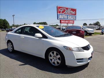 2009 Honda Civic for sale in Dillon, SC