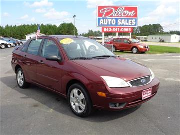 2006 Ford Focus for sale in Dillon, SC