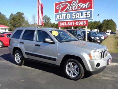 2005 Jeep Grand Cherokee for sale in Dillon, SC