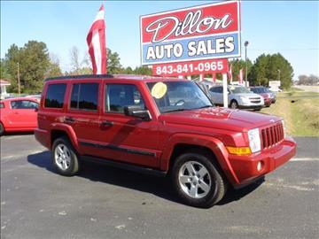 2006 Jeep Commander for sale in Dillon, SC