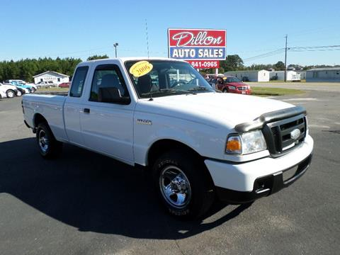 2006 Ford Ranger for sale in Dillon, SC