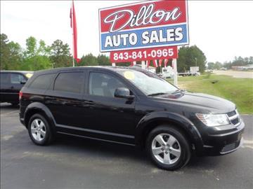2009 Dodge Journey for sale in Dillon, SC