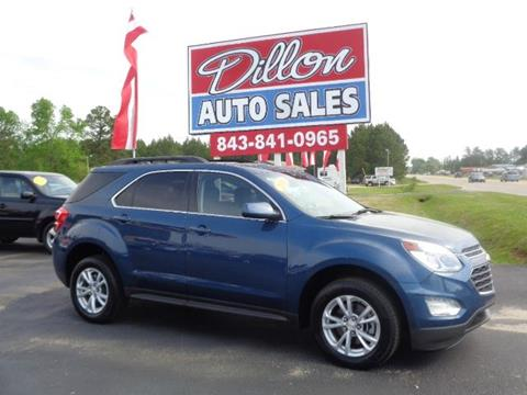 2016 Chevrolet Equinox for sale in Dillon, SC