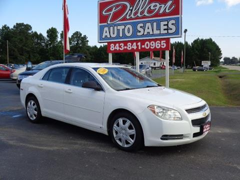 2009 Chevrolet Malibu for sale in Dillon, SC