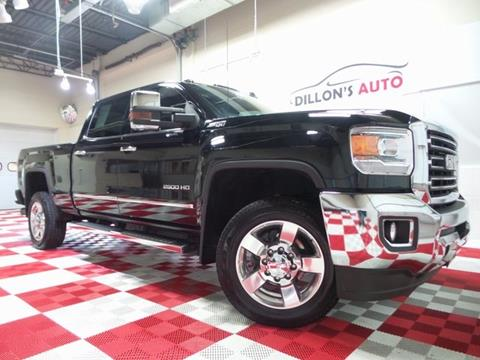 2016 GMC Sierra 2500HD for sale in Lincoln, NE