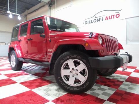 2010 Jeep Wrangler Unlimited for sale in Lincoln, NE