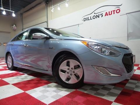 2012 Hyundai Sonata Hybrid for sale in Lincoln, NE