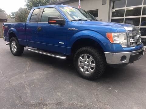 2013 Ford F-150 for sale in Spencerport, NY
