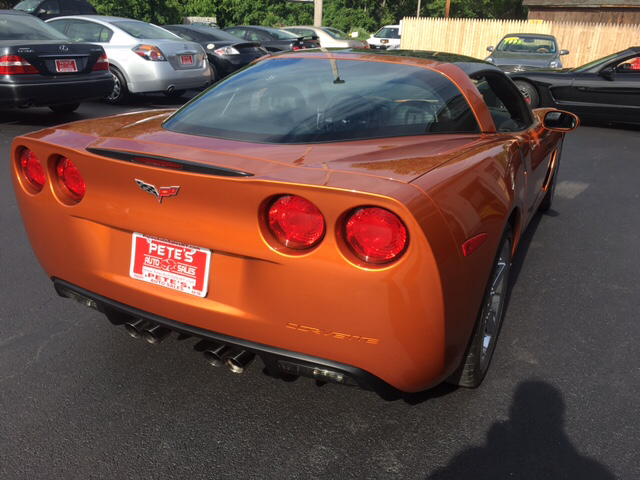 2007 Chevrolet Corvette Base 2dr Coupe - Spencerport NY