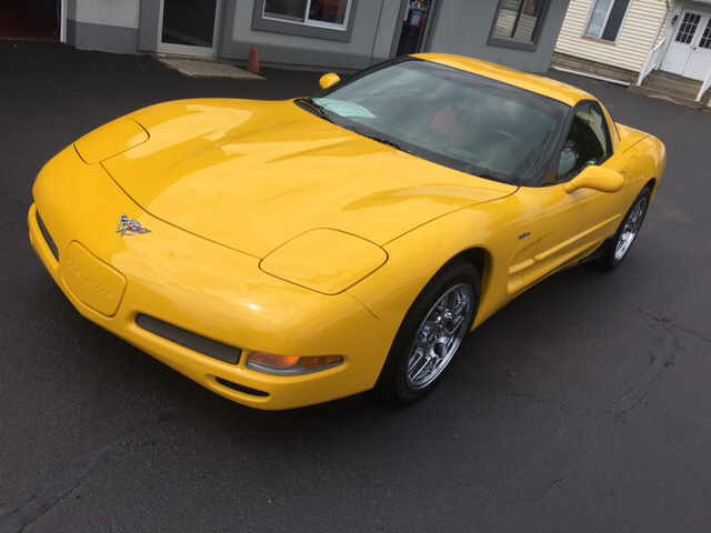 2003 Chevrolet Corvette Z06 2dr Coupe 50TH ANNIVERSARY - Spencerport NY