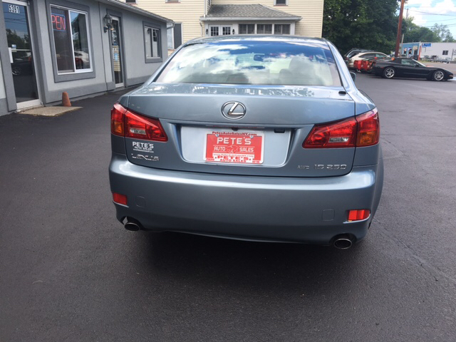 2006 Lexus IS 250 Base AWD 4dr Sedan - Spencerport NY
