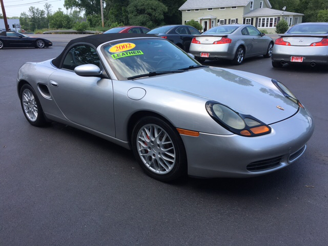 2002 Porsche Boxster S 2dr Convertible In Spencerport Ny Petes