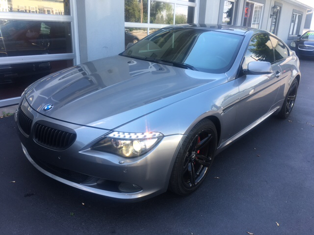 Bmw Series I Dr Coupe In Spencerport NY Petes Auto Sales - 2009 bmw 645