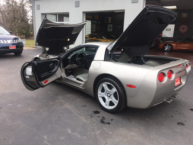 1999 Chevrolet Corvette 2dr Hatchback - Spencerport NY